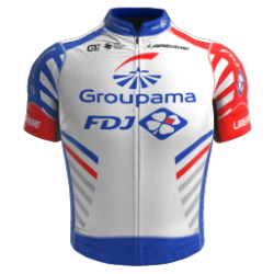 Groupama - FDJ 2020 shirt