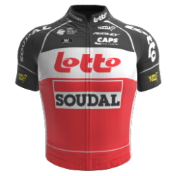 Lotto - Soudal 2020 shirt