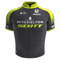 Mitchelton - Scott 2020 shirt