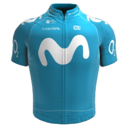 Movistar Team 2020 shirt