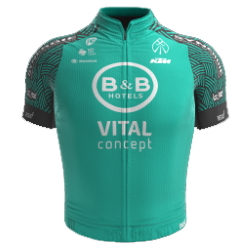 B&B Hotels - Vital Concept 2020 shirt
