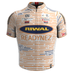 Riwal - Readynez Cycling Team 2020 shirt