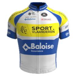 Sport Vlaanderen - Baloise 2020 shirt