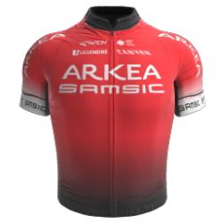 Team Arkéa - Samsic 2020 shirt