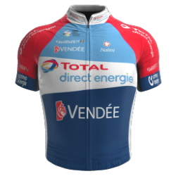 Total Direct Energie 2020 shirt