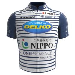 Nippo Delko Provence 2020 shirt