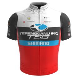 Terengganu Inc - TSG Cycling Team 2020 shirt
