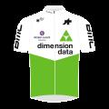 NTT Continental Cycling Team 2020 shirt