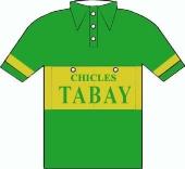 Chiclès - Tabay 1946 shirt