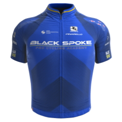 Black Spoke Pro Cycling Academy 2020 shirt