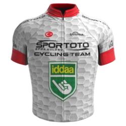 Spor Toto Cycling Team 2020 shirt