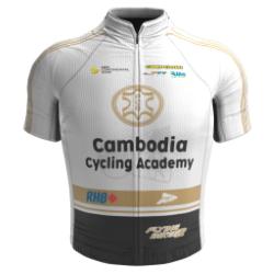Cambodia Cycling Academy 2020 shirt