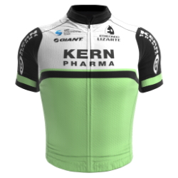 Equipo Kern Pharma 2020 shirt