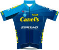Canel's Pro Cycling 2020 shirt