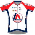 L.A. Aluminios - L.A. Sport 2020 shirt