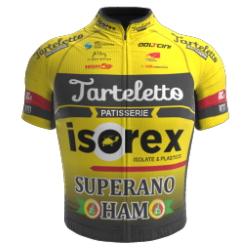 Tarteletto - Isorex 2020 shirt