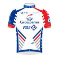 Groupama - FDJ Continental Team 2020 shirt