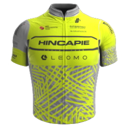 Hincapie - Leomo p/b BMC 2020 shirt