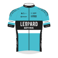 Leopard Pro Cycling 2020 shirt