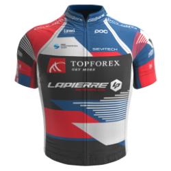 Topforex - Lapierre Pro Cycling Team 2020 shirt