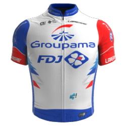 Groupama - FDJ 2021 shirt