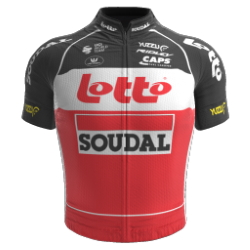 Lotto - Soudal 2021 shirt