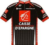 Caisse d'Epargne 2009 shirt