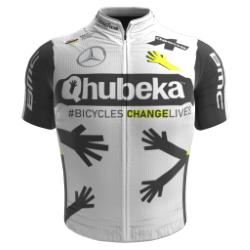 Team Qhubeka - NextHash 2021 shirt
