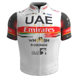 UAE Team Emirates 2021 shirt