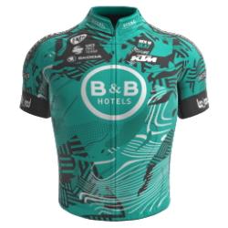 B&B Hotels p/b KTM 2021 shirt