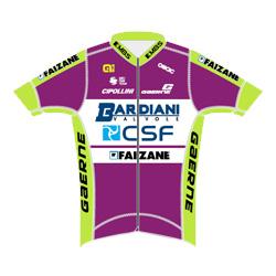 Bardiani CSF - Faizanè 2021 shirt