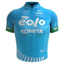 Eolo - Kometa Cycling Team 2021 shirt