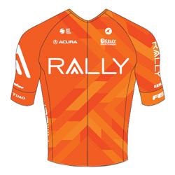 Rally Cycling 2021 shirt