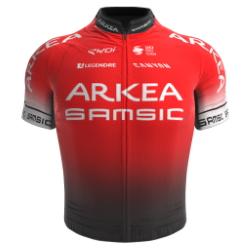 Team Arkéa - Samsic 2021 shirt