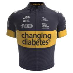 Team Novo Nordisk 2021 shirt