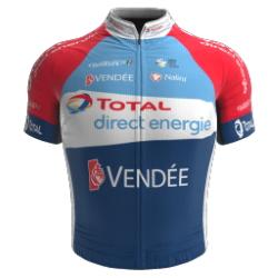 Total Direct Energie 2021 shirt
