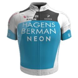 Hagens Berman - Axeon 2021 shirt