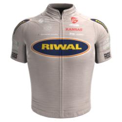 Riwal Cycling Team 2021 shirt