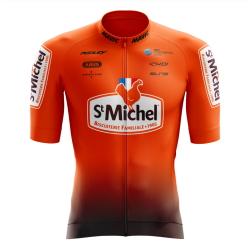 St. Michel - Auber 93 2021 shirt