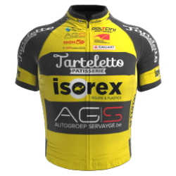 Tarteletto - Isorex 2021 shirt
