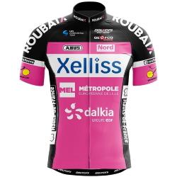 Xelliss - Roubaix Lille Métropole 2021 shirt