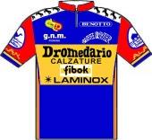 Dromedario - Laminox - Fibok 1986 shirt