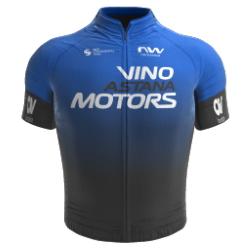 Vino - Astana Motors 2021 shirt