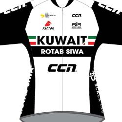 Kuwait Pro Cycling Team 2021 shirt