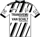 Transvemij - Van Schilt 1986 shirt