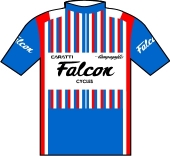 Falcon - Hutchinson 1986 shirt