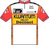 Kwantum Hallen - Decosol - Yoko 1986 shirt