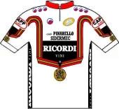 Vini Ricordi - Pinarello - Sidermec 1986 shirt