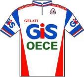 Gis Gelati - Oece 1986 shirt
