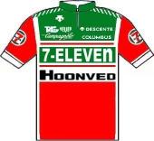 7-Eleven - Hoonved 1986 shirt